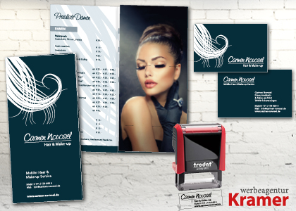 Mobiler Haar Make up Service